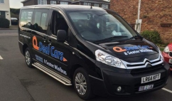 8 Seater Mini Bus Deal